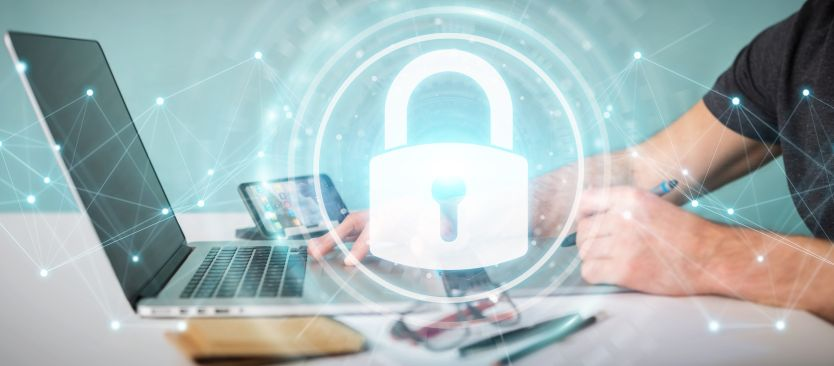 Defending clients data through cyber security