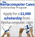 Apply for the Rentacomputer CARES Scholarship