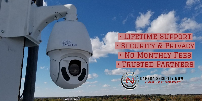 PTZ Camera Security Now