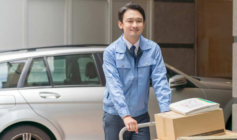 Go-pher delivery driver