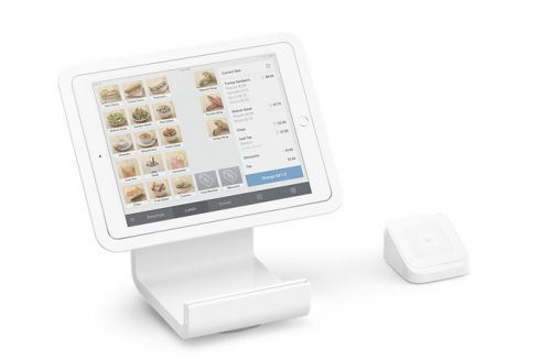 iPad Square Stand Credit Card Processing