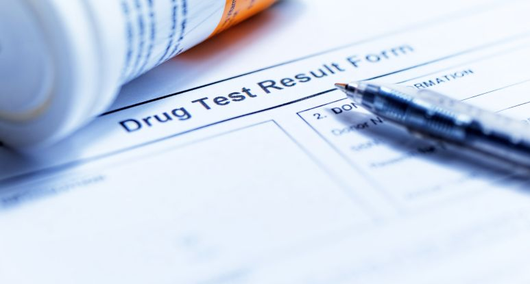 SMB Workplace Drug Test Form