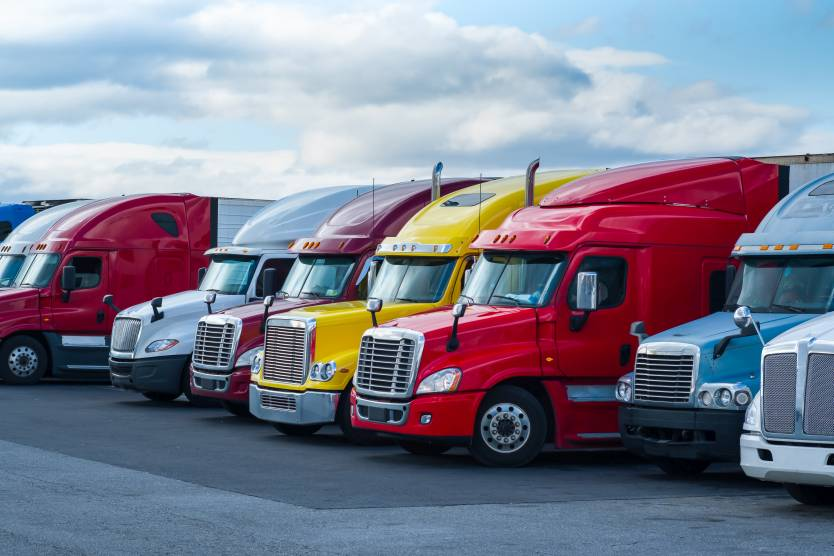 Transport fleet security